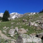 Continental Divide Trail hike