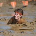 In the mudpit