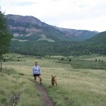 Hiking the Ute trail