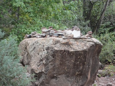Pile o' rocks